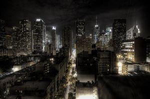 NY City's sheen